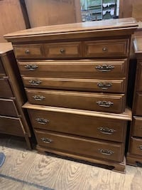 Tall Dresser Chest of Drawers  New Brighton