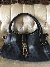 Dooney and Bourke black hobo purse San Jose, 95131
