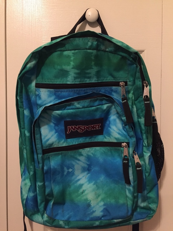a986813e3d90 Tie dye Jansport backpack. HomeOther used items in California Other used  items in Lancaster