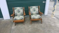 2 chairs  Richlands, 28574