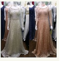 Brand new evening gowns  Calgary, T3H 2W1