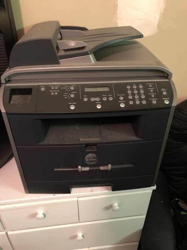 Dell printer and copier
