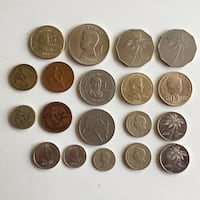 1940s - 1990s Lot of 19 Philippine Coins Calgary, T2R 0S8