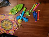 Moving out sale- pool toys Round Rock, 78681