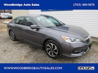 2016 Honda Accord Sedan 4dr I4 CVT EX-L Woodbridge, 22191