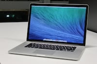Macbook Pro 15 Late 2013 Retina Display-15.4″-Intel i7 @2.3 Ghz-16GB RAM-512GB SSD New Westminster, V3L 1T7