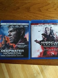 Blu-Ray movies Mission, V2V 6S7