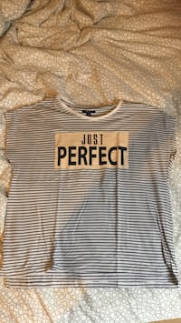 "Tee-shirt à rayures « just perfect"" Alaincourt, 02240"