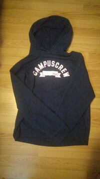 Campus crew sweater size xl womens.