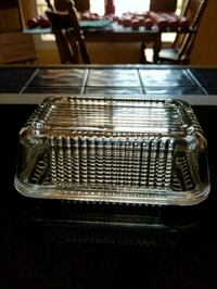 Beautiful Vintage Large Butter Dish Riceville, 37370