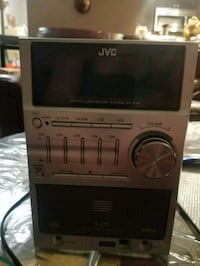 JVC 5 CD PLAYER/MP3/USB/RADIO London, N6P 0E2