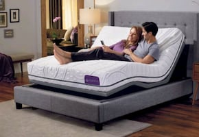 New Serta Custom II Power Base Only $799 Reg $2399