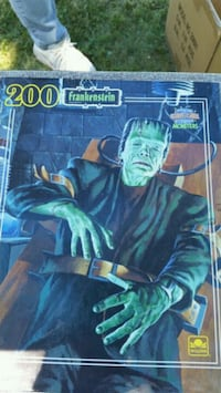 Frankenstein puzzle  Maryland Heights, 63043