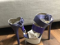 Blue High Heels Alexandria, 22304