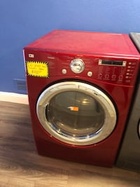 LG Front Load Electric Dryer,in perfect condition w/4 months warranty  Baltimore, 21223