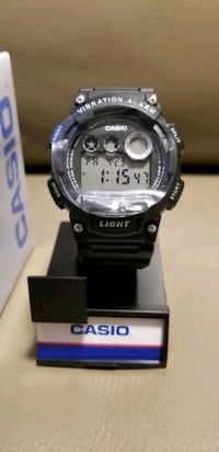Brand new Casio digital watch Mississauga, L5B 2N5