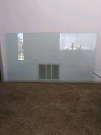 "clear glass table ""top only"""