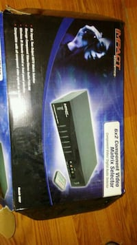 black and gray DVD player Odessa, 79762