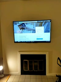 TV wall mounting Columbia
