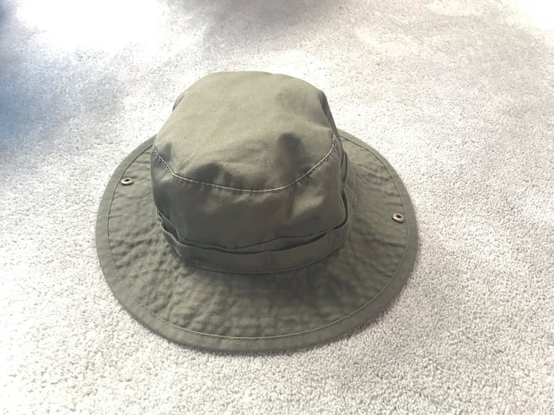 Bucket hat - brand new 0