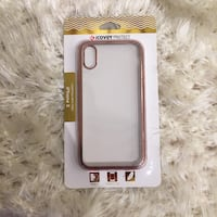 IPHONE X Clear Case: Brand New Toronto, M1S 4P5