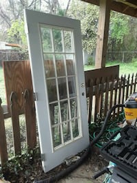 white wooden framed glass door Columbus, 31904