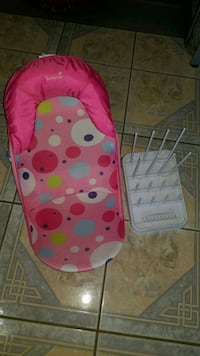 baby's pink and white Summer bather Waco, 76706
