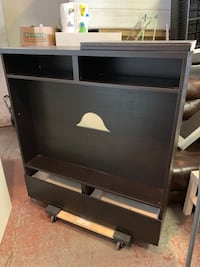Entertainment television stand