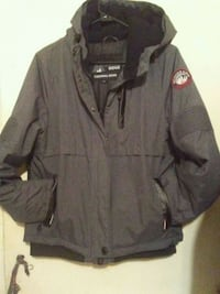 Dark grey winter jacket Calgary, T2B 2C7