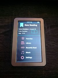 Pocket reader slick 2 gb