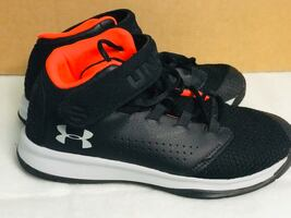 Under Armor boys basketball sneakers