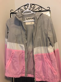 GARAGE Windbreaker Jacket Markham, L3R