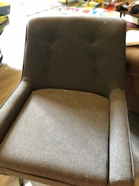 Modern Gray Chair Pickerington