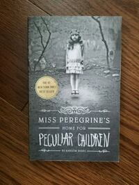 Peculiar Children by Miss Peregrine's book Pickering, L1V 3V7