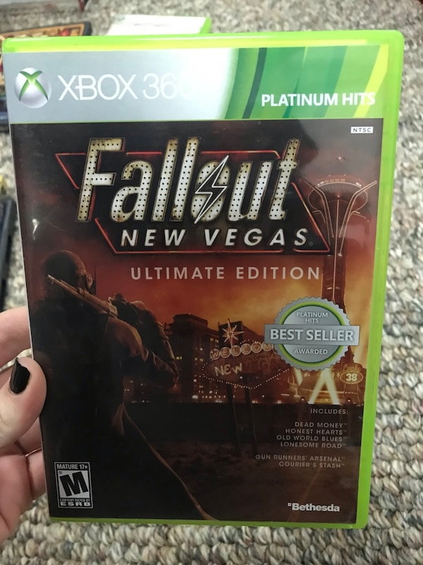 Fallout: New Vegas for Xbox 360
