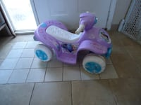 Frozen battery operated toddler ride on Orlando