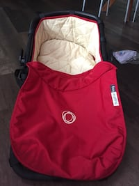 Bugaboo bassinet used only once and and keep in our storage