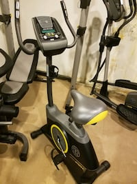 Golds Gym Stationary Bike