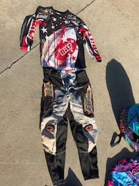 Dirt bike jersey&pants  Vista, 92084