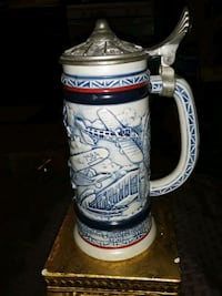 VINTAGE CERAMIC AVIATION COLLECTABLE BEER STIEN  Providence