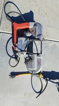 Used Wood Cutting Band Saw For Sale In Riverside Letgo