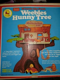1970's Weebles Honey Tree London, N5V 3P3