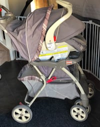 Stroller and carseat (Baby Trend) Calgary, T2Z 0J9