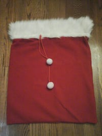 Santa bag smoke free into excellent condition $15  Bradford West Gwillimbury, L3Z 2A6