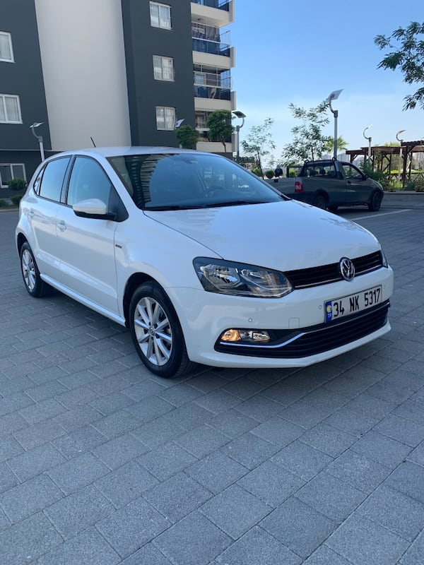 2016 Volkswagen Polo 1.2 TSI BMT 90 PS LOUNGE DSG 1