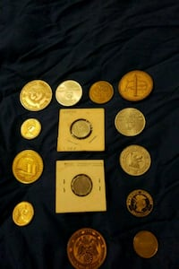 coins, assorted Arvada, 80003