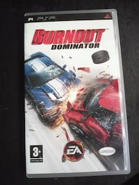 PSP Burnout Dominator Barcelona, 08003