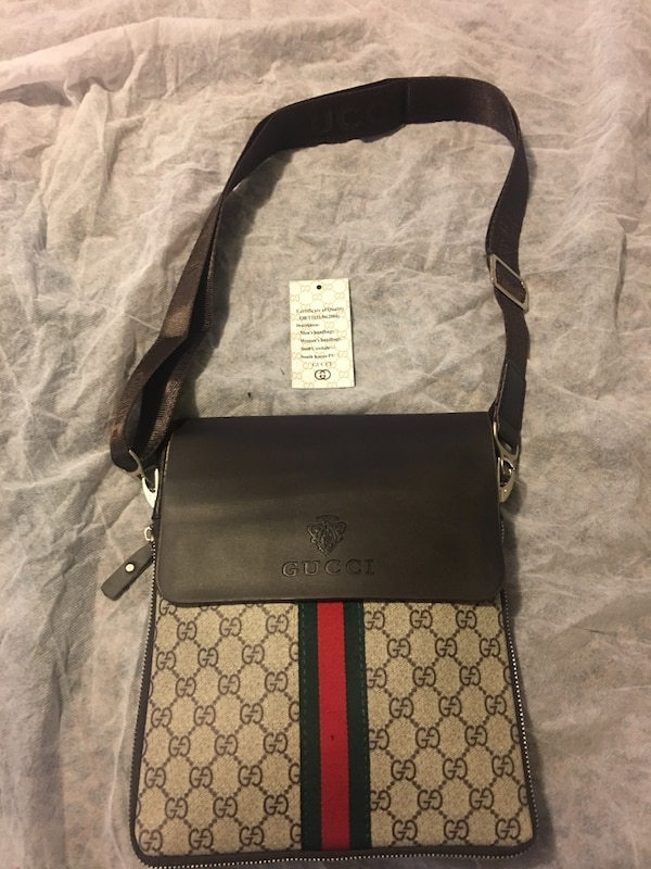 48df8c4d0c3d18 Used New Gucci crossbody bag for sale in High Point - letgo