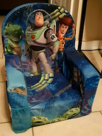 Toddler infant children's toy story chair Calgary