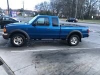 Ford - Ranger - 2001 Hopewell, 23860